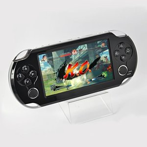 "handheld game player with 4.3"" touch tft,fm+tv out+camera"