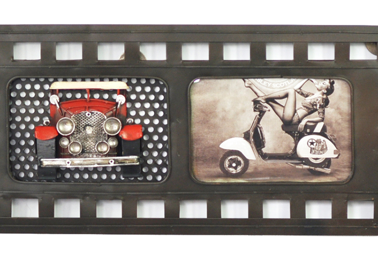 Vintage Home Decor Car Motorcycle Metal Art Metal Tin Sign For Bar Home Wall Hanging Decoration