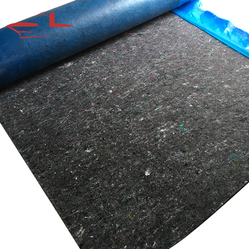 Flooring Accessories Nonwoven Carpet Mat Under Rug, Anti Slip Rug Underlay Felt
