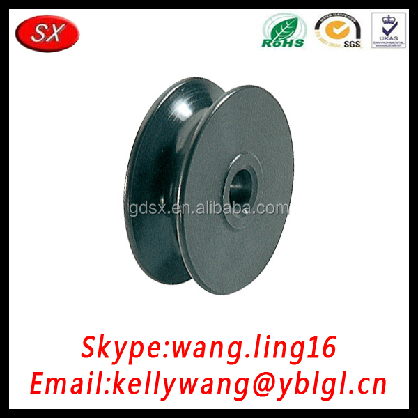 China factory OEM plastic timing belt pulley pass ISO/RoHS certification
