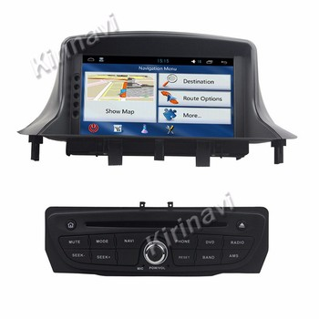 kirinavi wc-rm7092 android 5.1 car audio player for renault megane 3  2009-2016 car radio gps touch screen dvd player - buy for renault megane 3  car