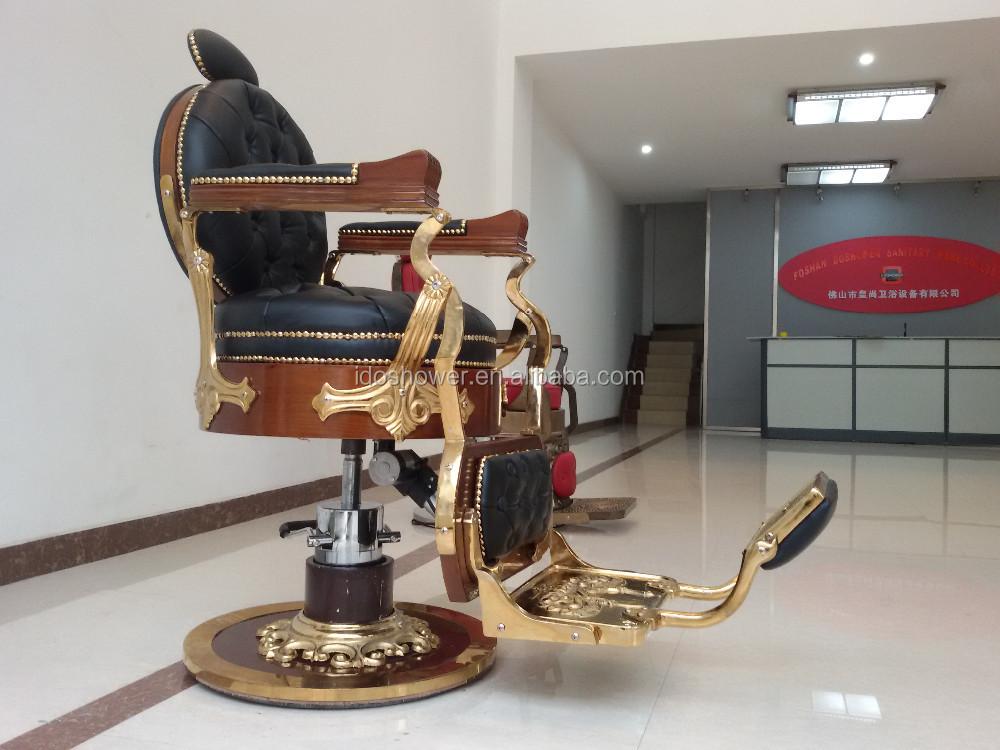 Doshower ds t251 antico sedia parrucchiere vintage poltrona da
