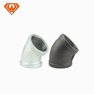 carbon steel 2d sgp elbow