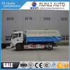 New Dongfeng 4*2 190hp 6000-8000 Liters rear loader garbage trucks