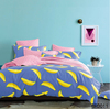 home bedding sets satin/cotton sateen duvet covers and sheets sets/quality sheet wholesale