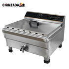 Automatic 30L Single Tank Electric Used Deep Fryer for Sale
