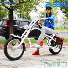New Interesting Products Taizhou Zhongneng 120Kg Load Tandem Electric Scooter