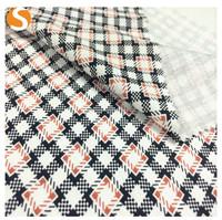 100% cotton knitting t shirts fabric wholesale
