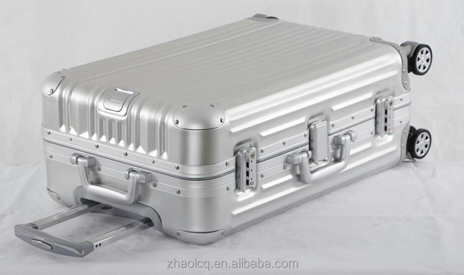 High Quality Aluminum Luggage 18 Quot 21 Quot 25 Retractable Travel