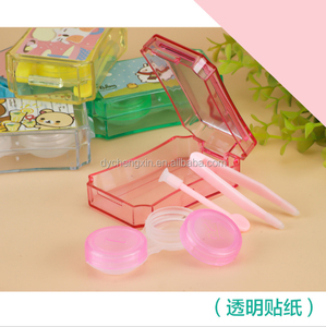 Contact lens mate case/box/container ebay travel kit