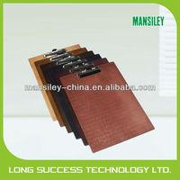 A4 Beautiful Wooden Clipboard