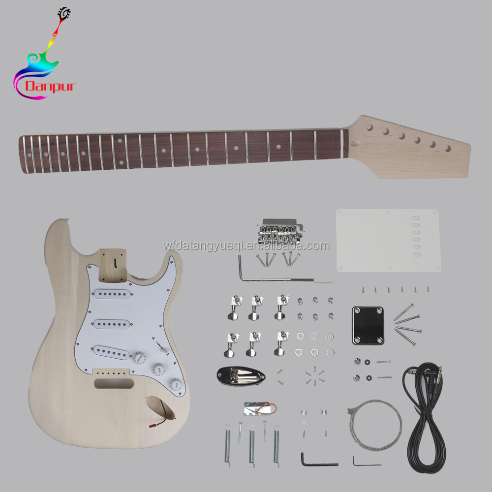 China Unfinished Guitar Kit Wholesale Alibaba Rewiring A Semihollow Part Two Youtube