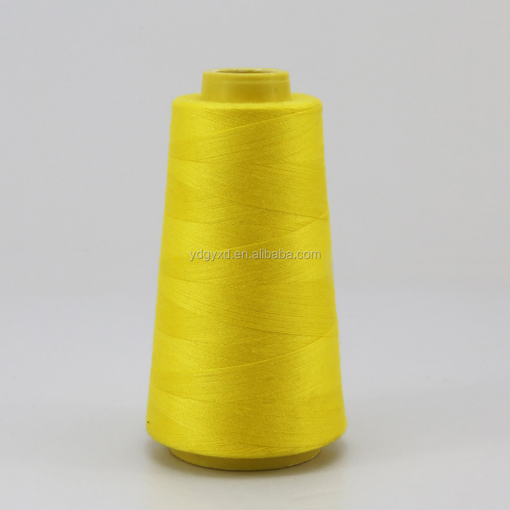 40/2 polyester sewing thread for sewing machine