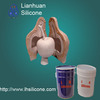 RTV Liquid Silicone for Plaster Statues Molding with Hardener raw