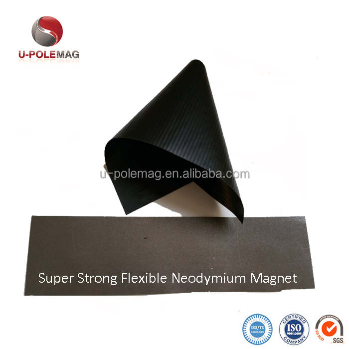 New Product Super Strong Flexible Neodymium Magnet Sheet