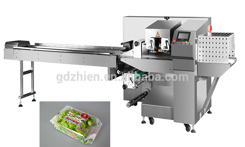 Automatic Mixed Vegetable Salad Packaging Machine