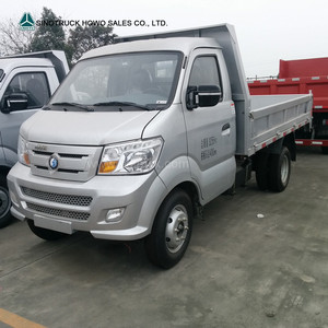 China Sinotruk 6 wheeler cargo truck small mini flatbed truck for sale