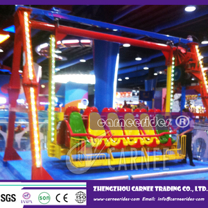 Top quality luxury kids amusement happy swing rides