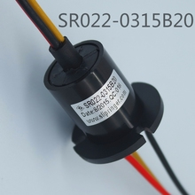 capsule slip ring ,electric swivel joint, electrical rotary joint. model:SR022-0315B20