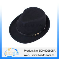 Black jazz man hats for sale