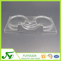 Creative custom design plastic blister packaging tray for crafts
