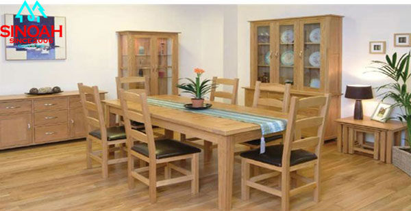 German Oak Dining Furniture, German Oak Dining Furniture Suppliers And  Manufacturers At Alibaba.com