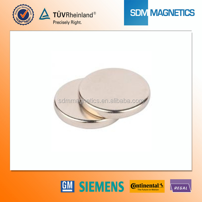 N35-N52 China Supplier Neodymium Magnet with 14 Years Expeience