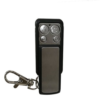 12v Rf Wireless Sliding Cover Copy Code Remote Control Transmitter