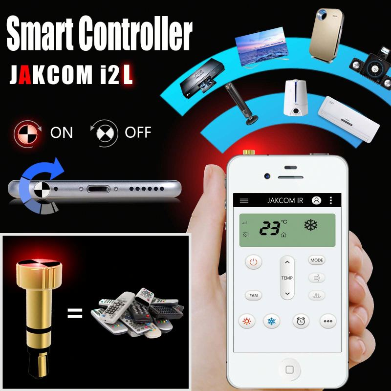 Jakcom Universal Remote Control Ir Wireless Consumer Electronics Remote Control 12 Volt Sliding Gate Opener Transmitter Fm