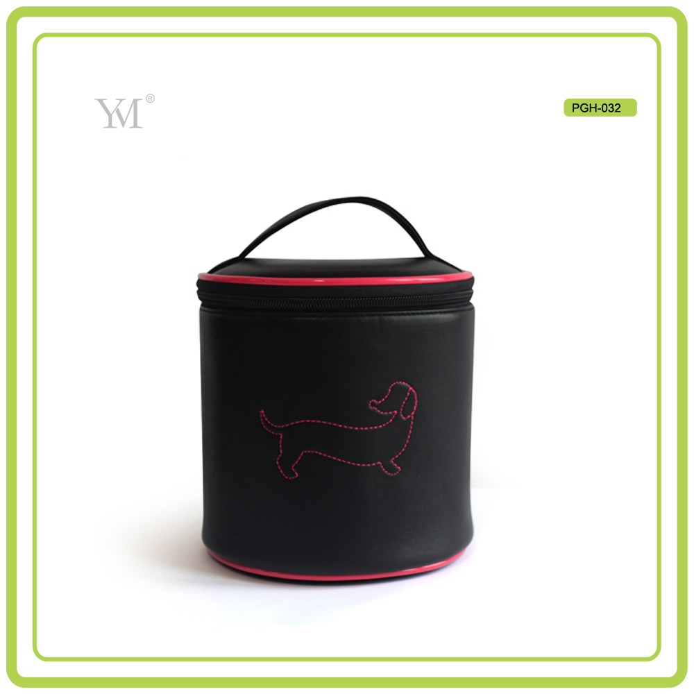 2017 trending products top quality waterproof promotion gift oem wholesale cosmetic stand up zipper bag hanging toiletry bag