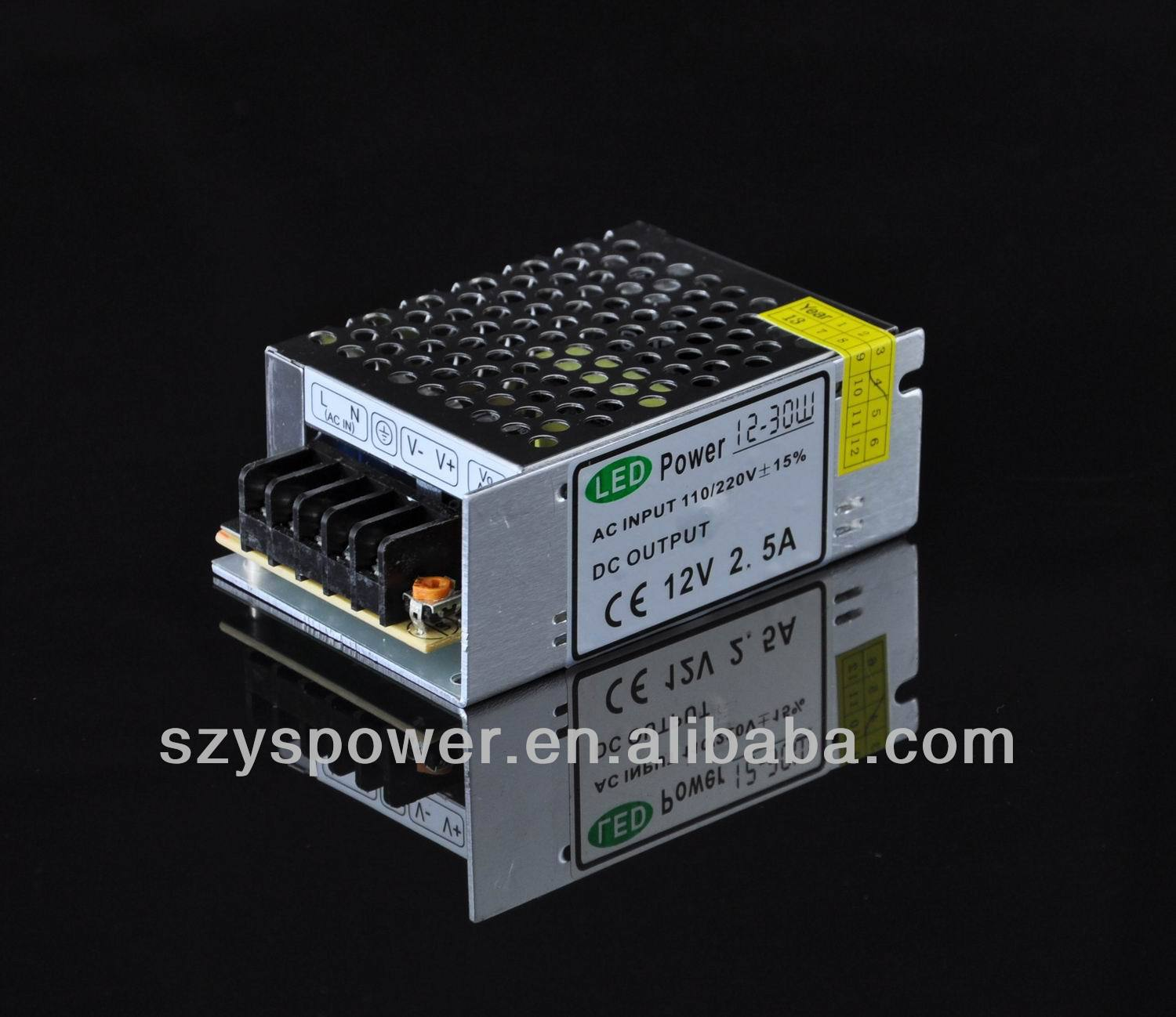 12v 30w 3 Watt Sd To Zif Adapter Led Driver Circuit 220v 12v 24v ...