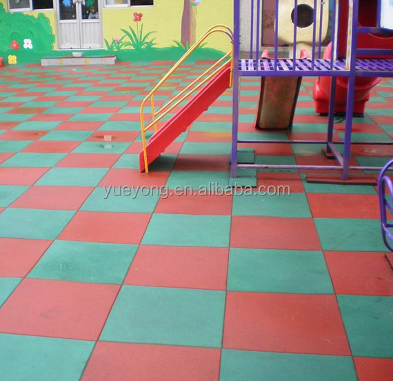 Outdoor Safety Sports Rubber Flooring Tiles Buy 500 500