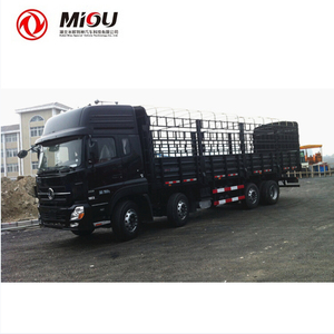 Hot Selling cargo truck van 8x4 commercial cargo truck for sale