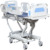 YFD5618K(V) 7 Function Luxurious Cardiac Position Electric CPR ICU  Hospital Bed Prices