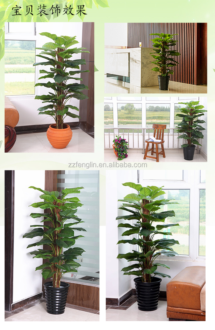 Wholesale Fake Plant Cheap Artificial Plant For Indoor Decoration ...