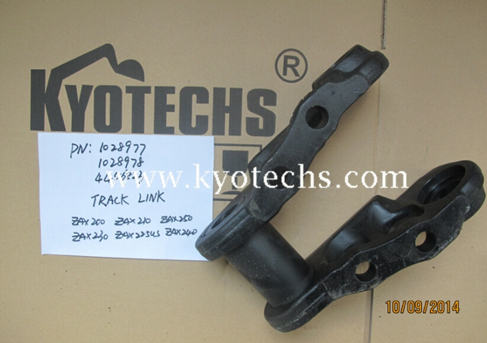 TRACK LINK FOR 1028977 1028978 4456823 ZAXIS200 ZX210 ZX250 ZX225US ZX240