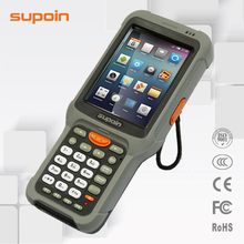 Supoin S56 Android 1D/2D Handheld barcode scanner smartphone terminals with 3G/WIFI/BT/IP65/Camera DPM
