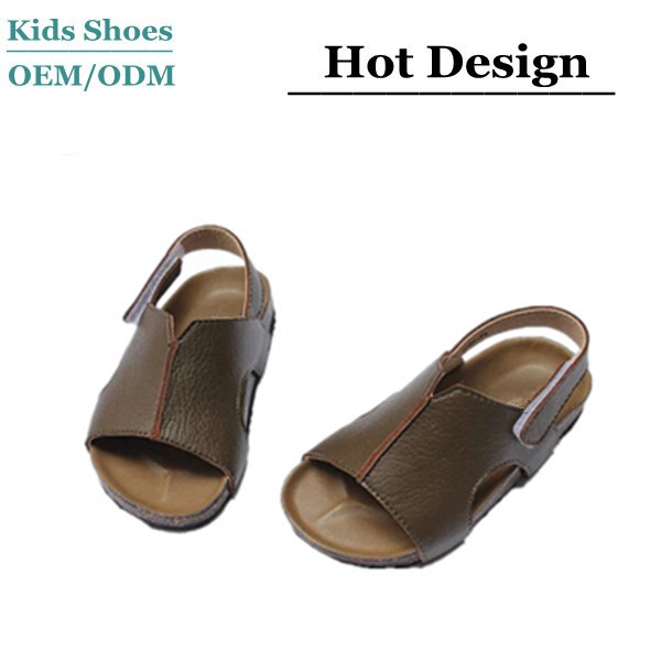 1c3806c5130a1 2017 newest design toddler boys leather sandals wholesale toddler boys  sandals with straps