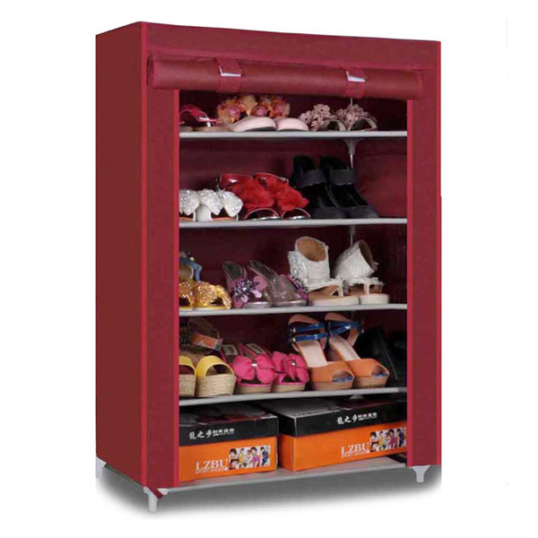 Shoe Rack Free Standing Shoe Organizer Bedroom Furniture Shoe ...