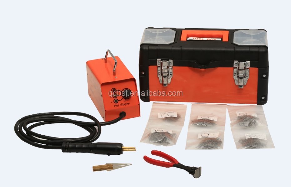 Advanced BS-60T hot stapler for plastic auto body repair
