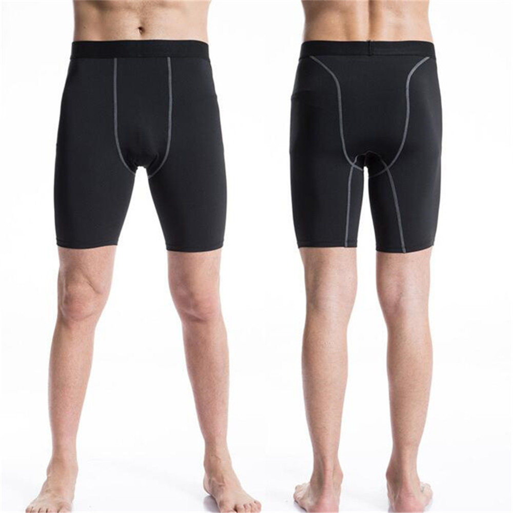 Wholesale Compression Shorts Mens DRI-FIT PRO Base Layer Thermal Sport Shorts