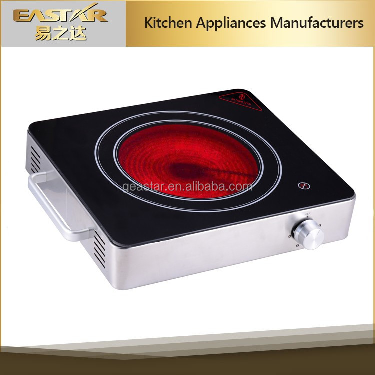 Health Kitchen Single ceramic Electric Stove Cooker Top ES-J100