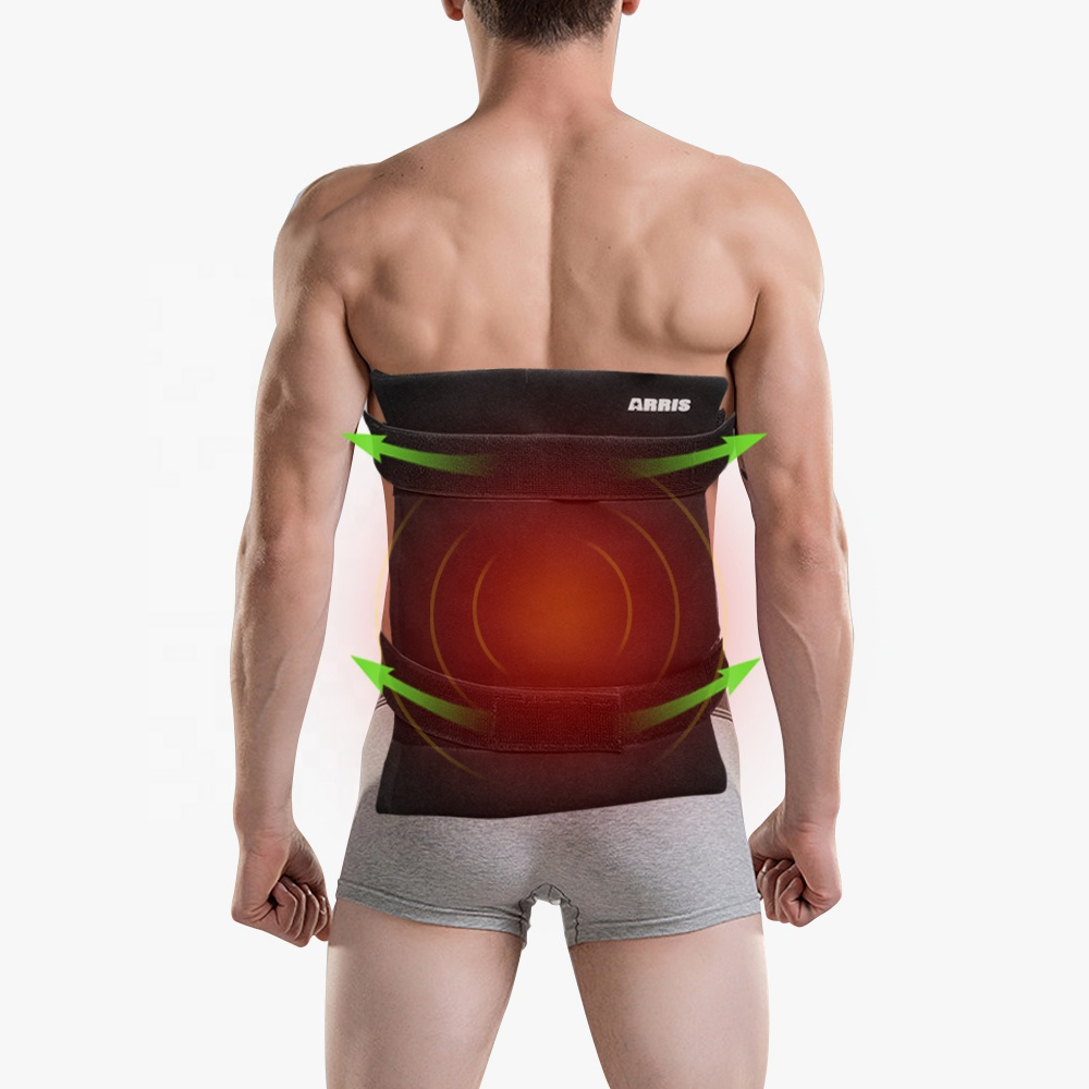 Herbruikbare Hot & Koud Compressie gel ice pack/Grote Maat Ice Gel Pack voor Low Back