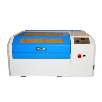400*400mm 400*300mm small mini co2 laser engraving and cutting machine for none metal material