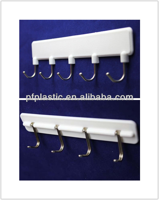 Removable Plastic Self Adhesive Stick On Wall Hook Hanger View Self