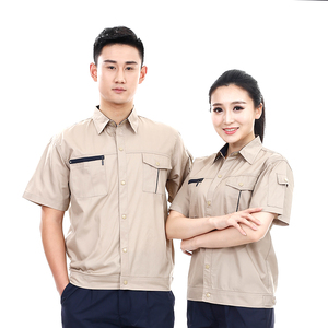 custom high quality workwear uniform clothes manufacturer China rockman unisex workwear uniform sets miner industrial uniform