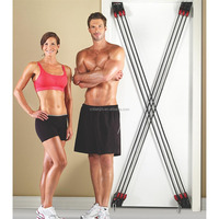 Resistance Training Kit Weider X Factor Total Body Exercise Pull Up Stands