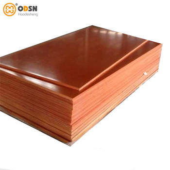 Supporting machining parts temperature-resistant insulation bakelite sheet