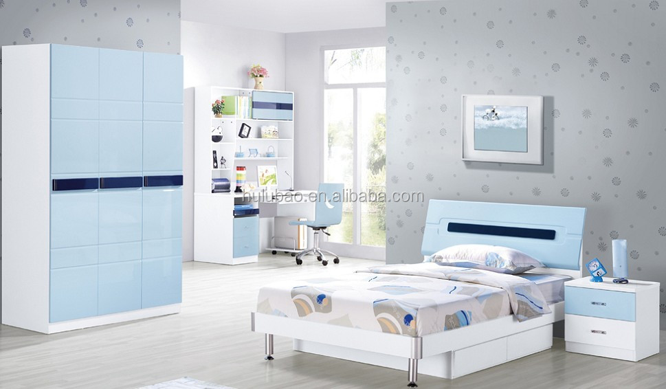 Kids Bedroom 2014 2014 modern design bedroom kids furnituer,new style children
