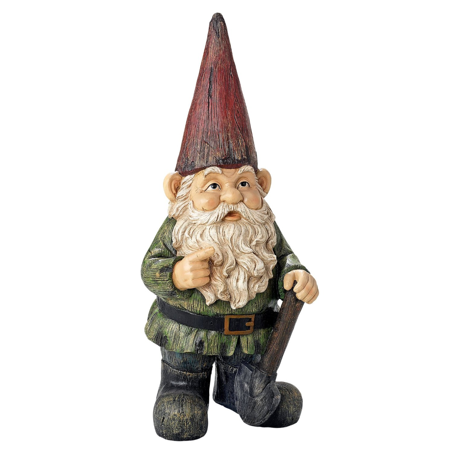 cheap garden gnomes. Garden Gnome Statue - Gottfried The Gigantic Outdoor Gnomes Lawn Cheap